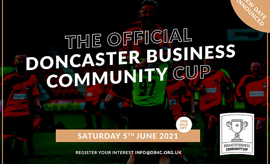 The Doncaster Business Community Cup returns on 5th June