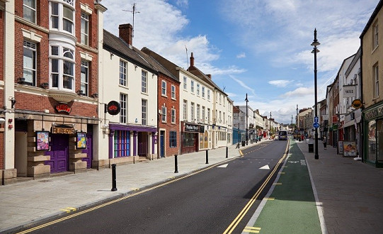 Step 2 of roadmap shows positive signs for local businesses