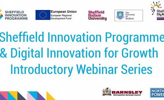 Sheffield Innovation Programme Intro Webinar: Biomolecular Sciences Research Centre