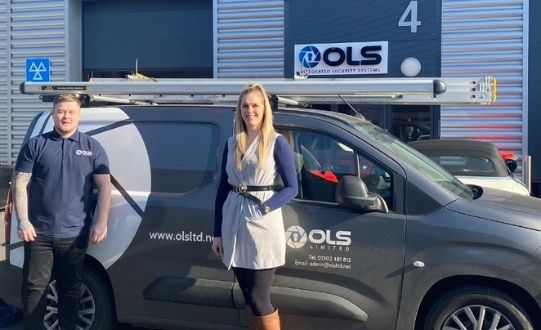 OLS Ltd Continue to Expand and Welcome Two New Employees to the Team